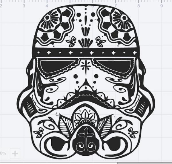 Stormtrooper svg