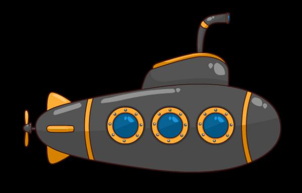 preview Submarine clipart