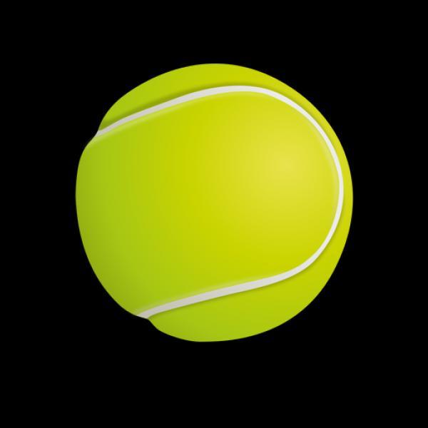 Tennis Ball svg