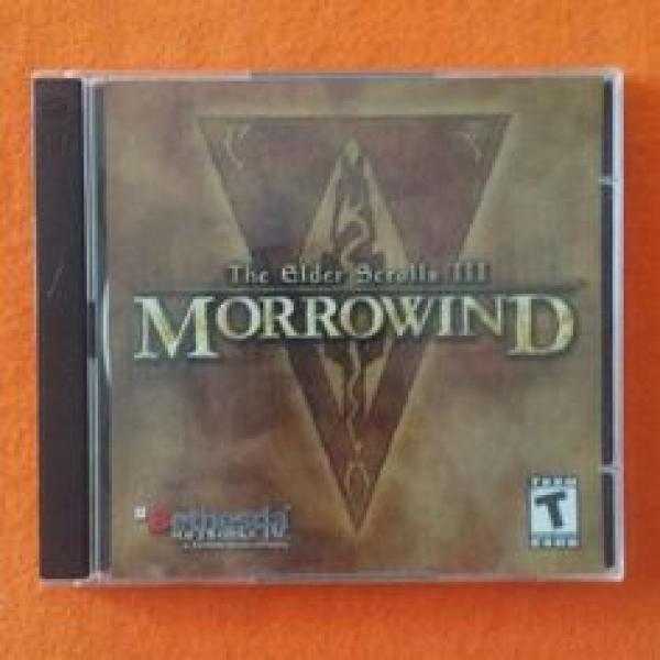 preview The Elder Scrolls III: Morrowind svg