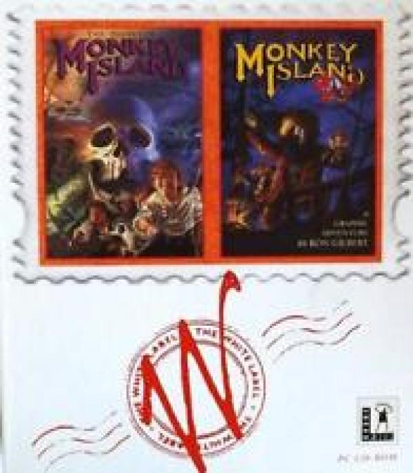 preview The Secret Of Monkey Island svg