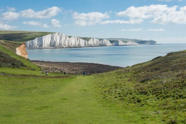 The White Cliffs Of Dover coloring