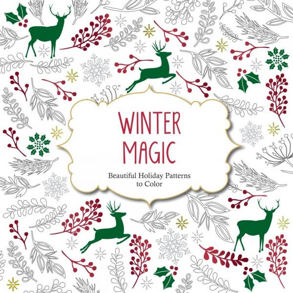 preview The Winter Of Magic coloring