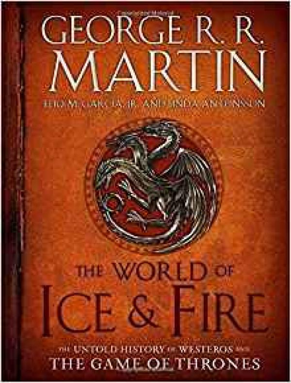 preview The World Of Ice & Fire clipart
