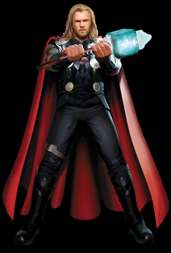 preview Thor clipart