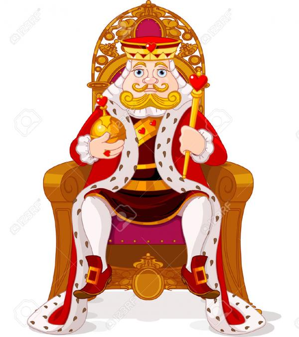 preview Throne clipart