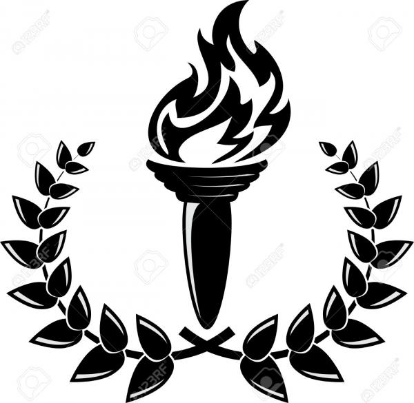 preview Torch clipart