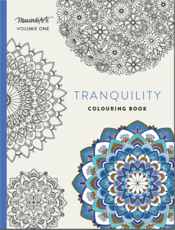 preview Tranquility coloring