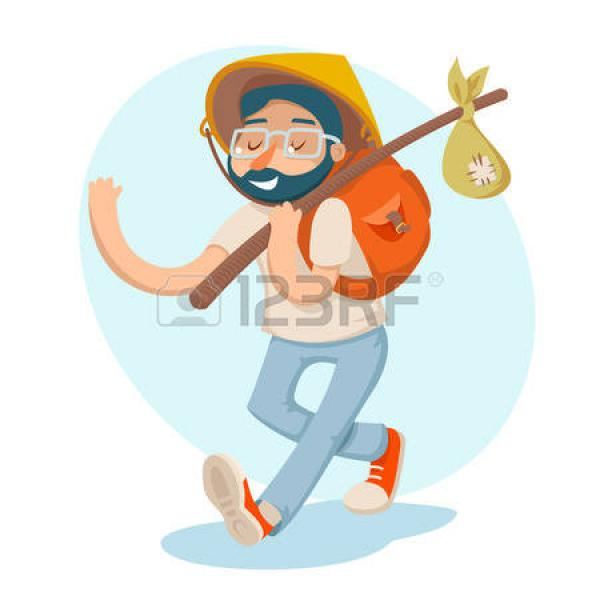 preview Traveler clipart