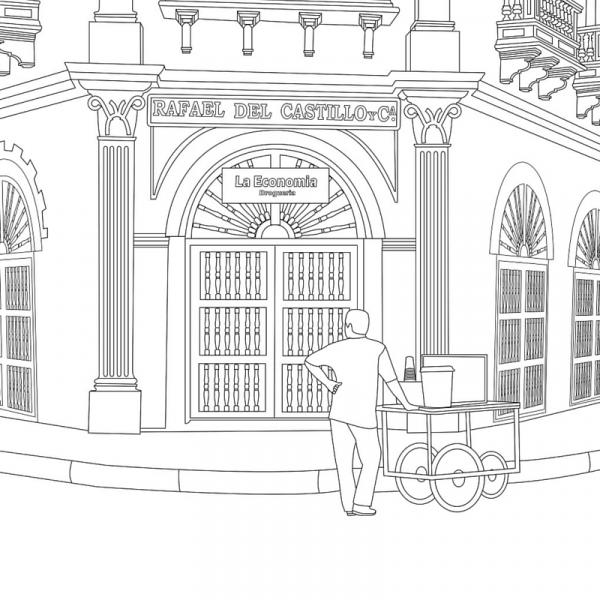 preview Travelling coloring