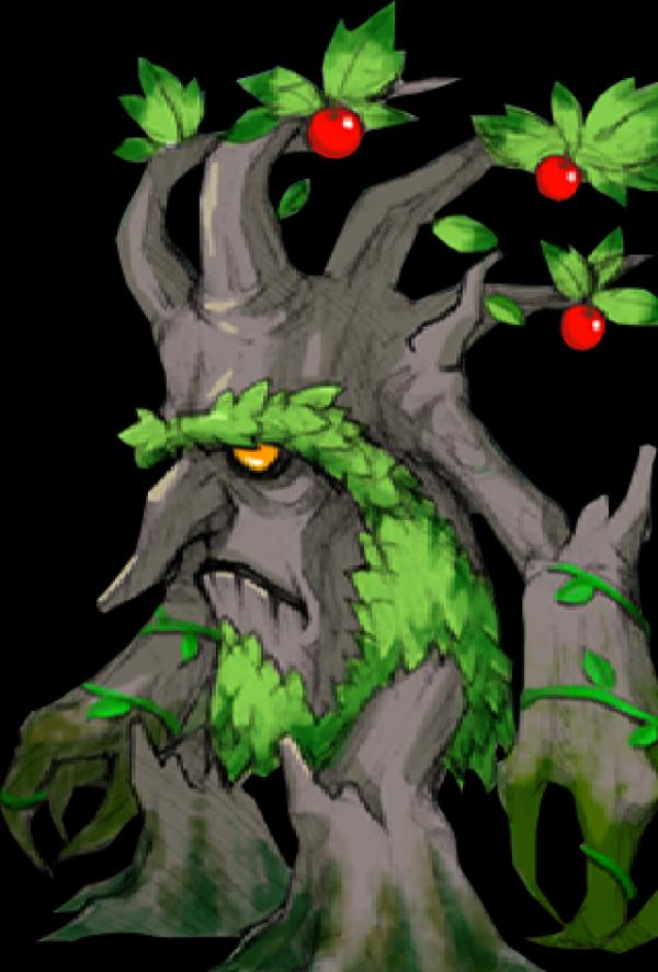 preview Treant clipart
