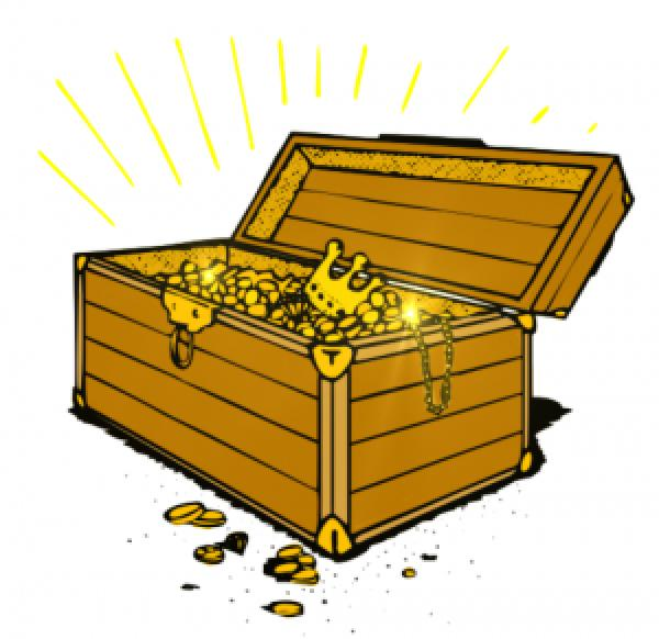 preview Treasure clipart