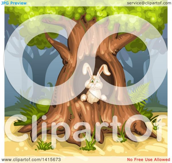 preview Tree Hollow clipart