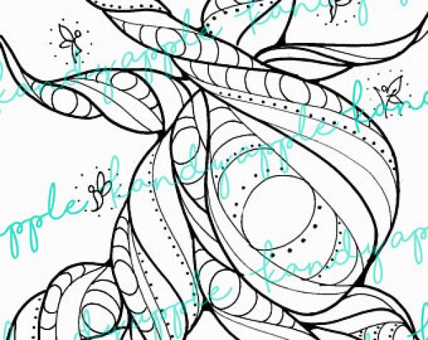 preview Twisted Tree coloring