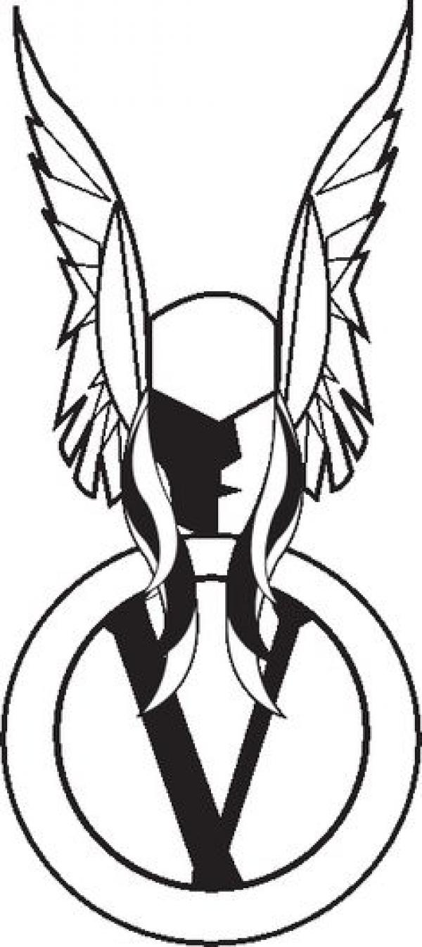 preview Valkyrie clipart