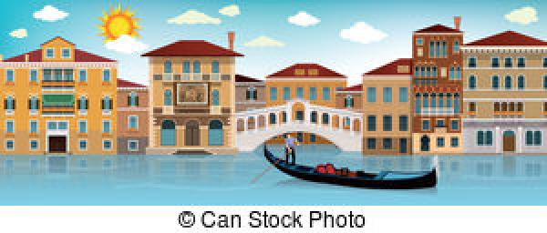preview Venice clipart