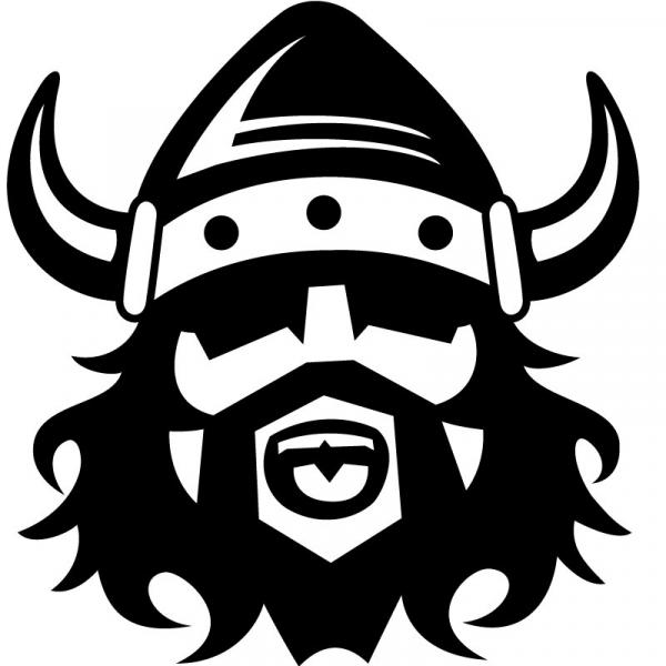 preview Viking clipart