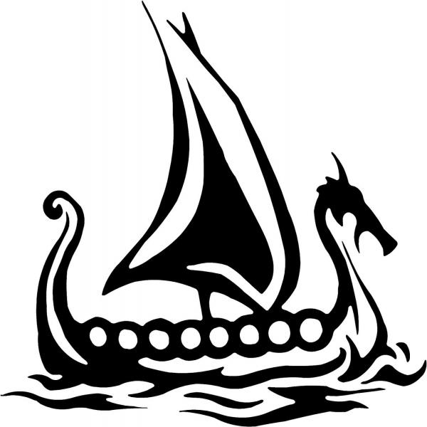 preview Viking Ship clipart