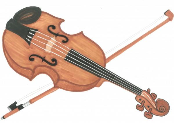 preview Violin clipart