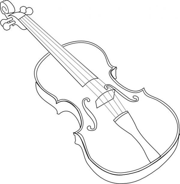 preview Violin svg