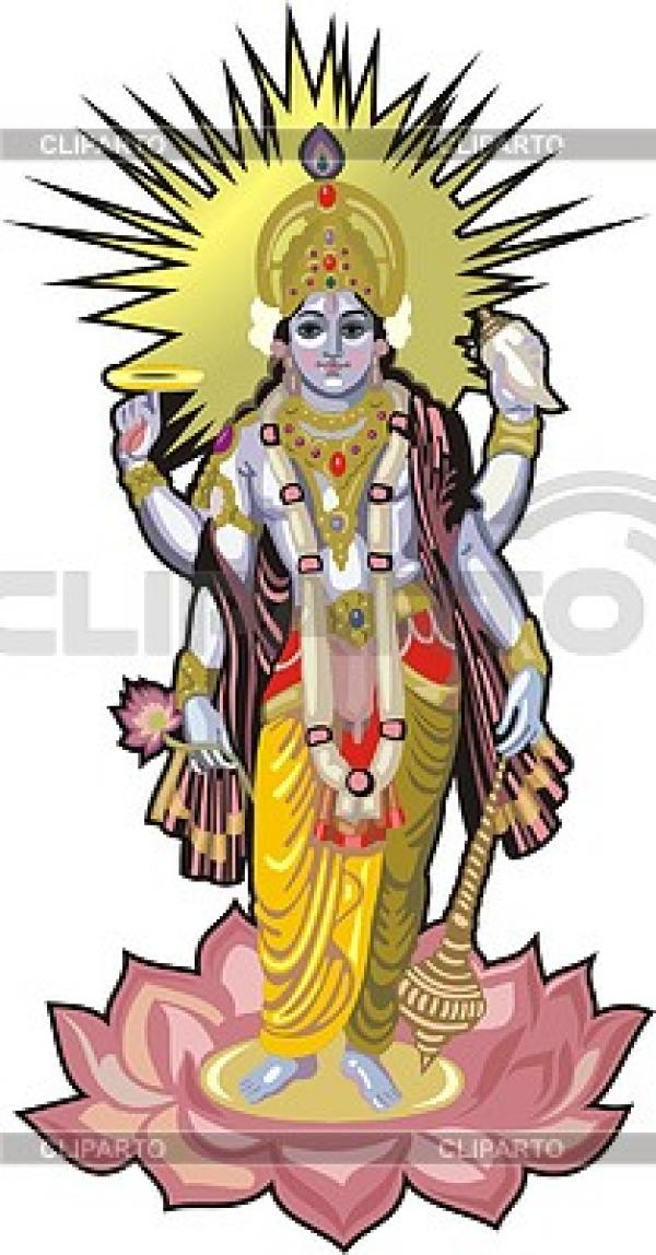 preview Vishnu clipart