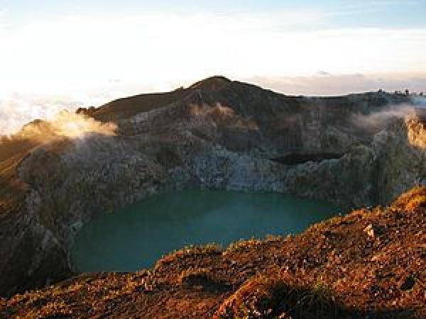 Volcanic Complex clipart