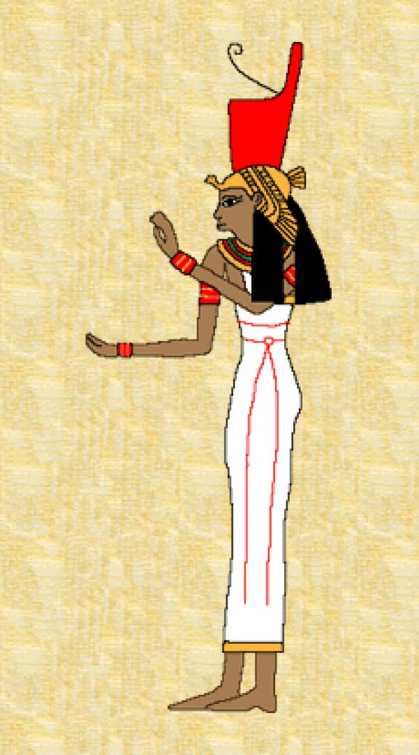 preview Wadjet (Deity) clipart