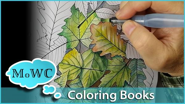 preview Watercolor coloring