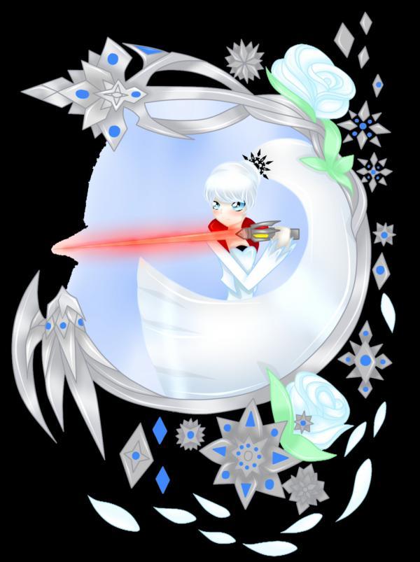 Weiss Schnee clipart