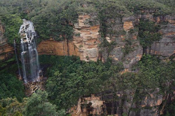 Wentworth Falls clipart