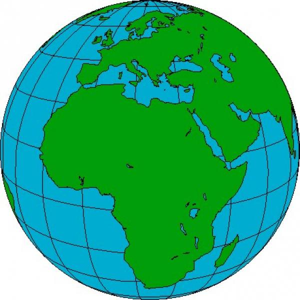 preview World Map clipart