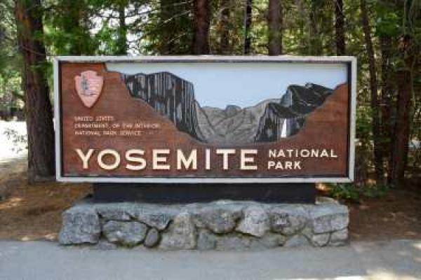 preview Yosemite National Park svg