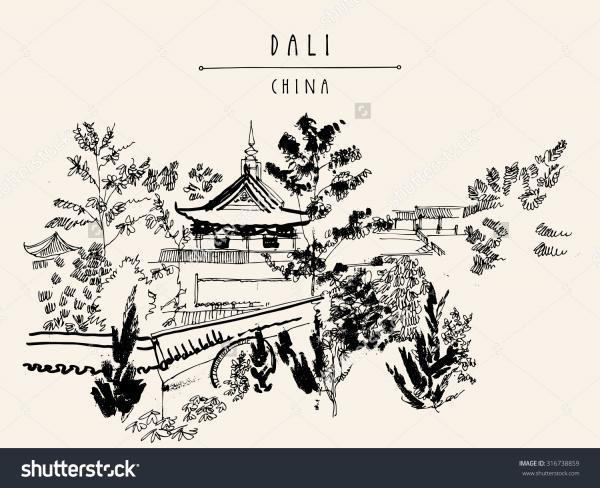 preview Yunnan coloring