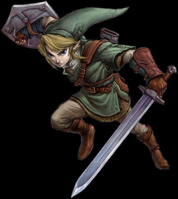 preview Zelda clipart