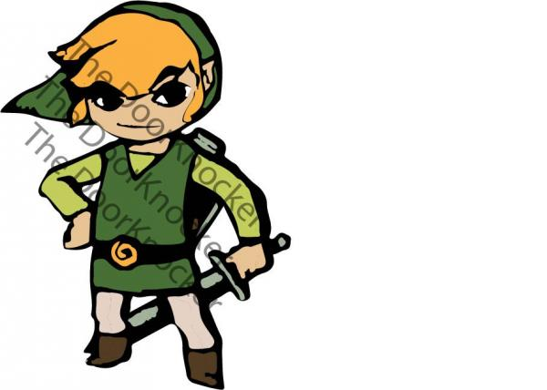 preview Zelda svg