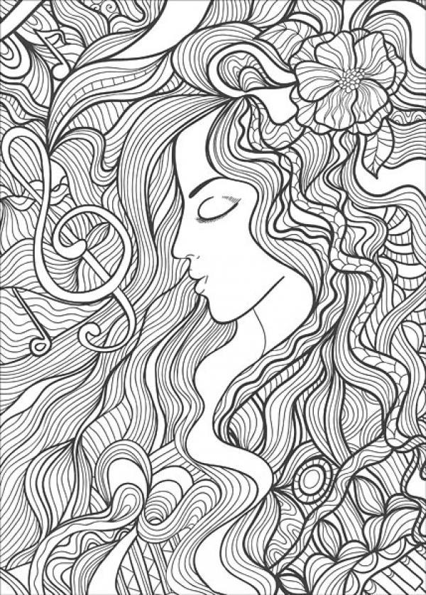 preview Zen coloring