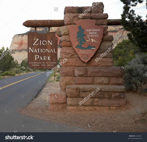 preview Zion National Park clipart
